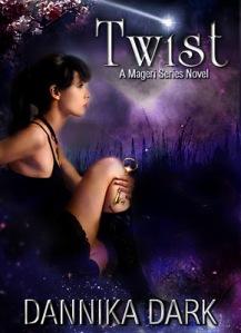 Mageri Series - Twist by Dannika Dark