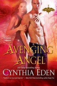 Avenging Angel Bk Cover